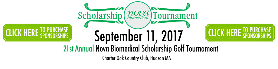 2016 Nova Biomedical Golf Tournament